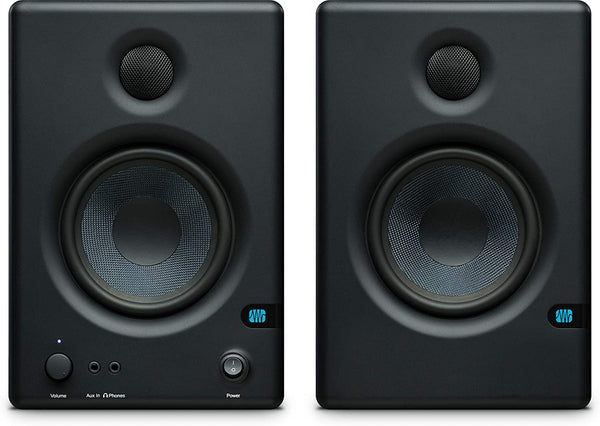 "Presonus E4.5-4.5"" 2-Way Near Field Studio Monitor (Pair), Black (Eris E4.5)"