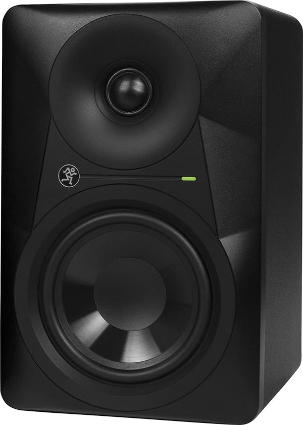 Mackie Studio Monitor, Professional Performance Superior Mix Translation with Logarithmic Waveguide design - Black 5-inch (MR524)