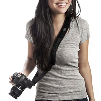 Black Rapid RS-W1 Womens Sling-Style Camera Strap (Black)