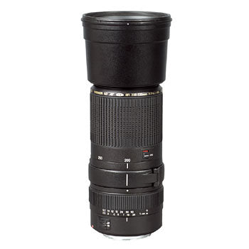 Tamron SP AF 200-500mm f-5-6.3 Di LD IF Autofocus Lens for Canon
