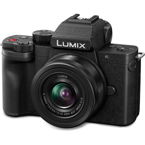 Panasonic LUMIX G100|4K Mirrorless Vlogging Camera|12-32mm lens