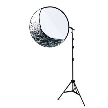 "Westcott Photo Basics 40"" 5-In-1 Collapsible Reflector Kit"
