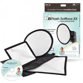 Westcott PocketBox Educational Flash Softbox Kit