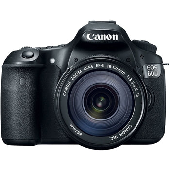 Canon EOS 60D EF-S 18-200mm IS Lens Kit