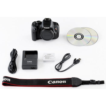 Canon EOS Rebel T4i DSLR Camera (Body Only)