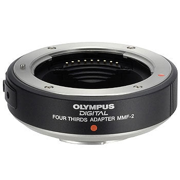 Olympus MMF-2 Lens Adapter for (Four-Thirds to Micro-Four-Thirds)