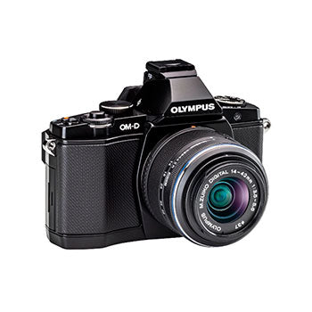 Olympus E-M5 w-14-42mm Lens Kit (Black)