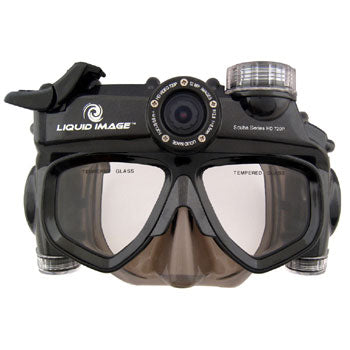 Liquid Image 365 XSC Impact Series 720 HD Goggle Video Camera (Black)
