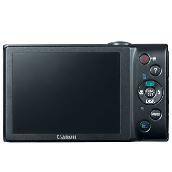 Canon PowerShot A4000 IS Compact Digital Camera (Black)