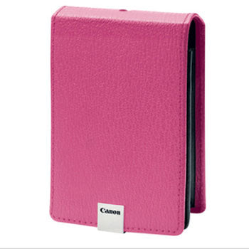Canon Deluxe Leather Case PSC-1000 Pink