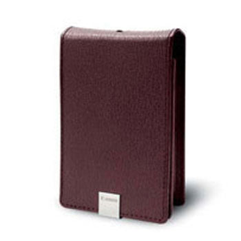Canon Deluxe Leather Case PSC-1000 Burgund