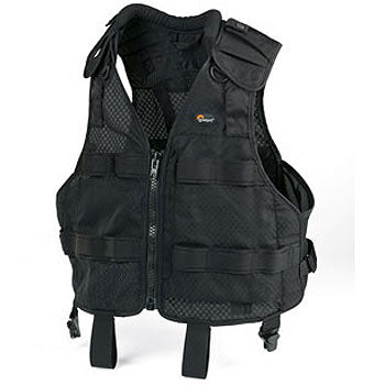 Lowepro S&F Technical Vest (S-M) (Black)