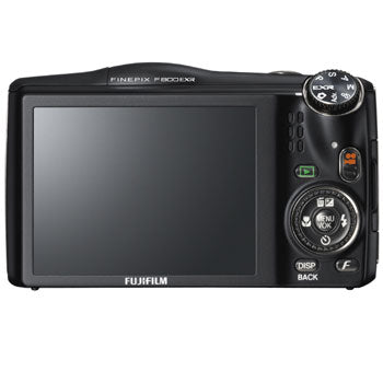 Canon FinePix F800EXR Digital Camera