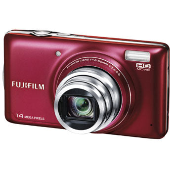 FujiFilm FinePix T350 Digital Camera