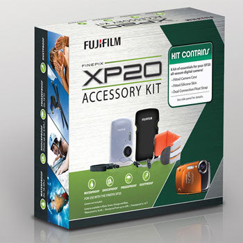 FujiFilm FinePix XP20-XP30 Accessory Kit