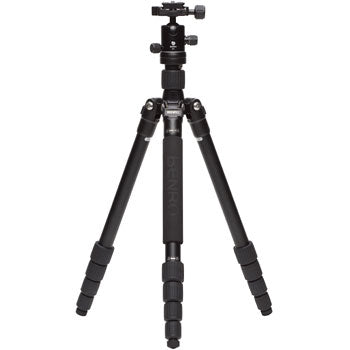 Benro Transfunctional Travel Angel Tripod w-Ball HeadTwist-Lock