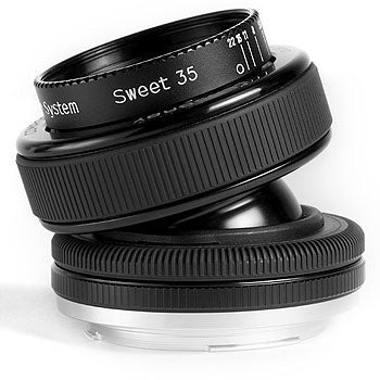 Lensbaby Composer Pro W-Sweet 35 Optic Olympus 4-3