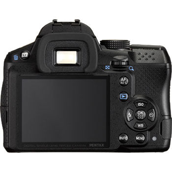 Pentax K-30 DSLR Camera Body Only (Black)