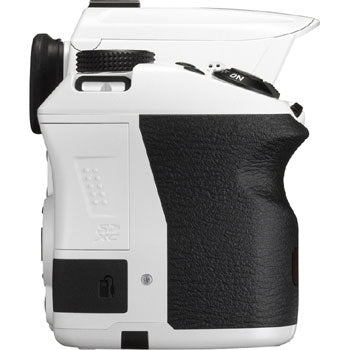 Pentax K-30 DSLR Camera Body Only (White)
