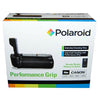 Polaroid Wireless Performance Battery Grip for Canon EOS 50D, 40D, 30D, 20D Cameras