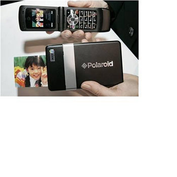 Polaroid CZA-10011B PoGo Digital Instant Mobile Printer
