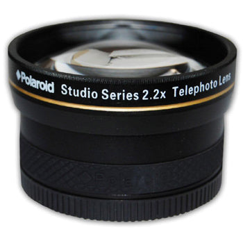 Polaroid Studio Series 58mm 2.2X High Definition Telephoto Lens