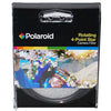 Polaroid Optics 67mm Rotating 4 Point Star Camera Lens Filter