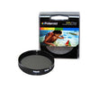 Polaroid Optics 72mm CPL Circular Polarizer Camera Lens Filter