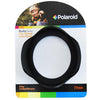 Polaroid 52mm Lens Hood with Easy Pushbutton Mounting System