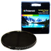 Polaroid Optics 37mm Variable Range Neutral Density Fader Lens Filter