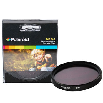 Polaroid Optics 43mm ND 0.6 ND6 Neutral Density Lens Filter