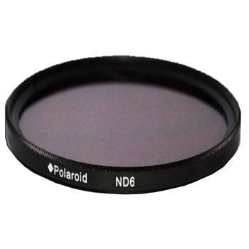 Polaroid Optics 46mm ND 0.6 ND6 Neutral Density Lens Filter