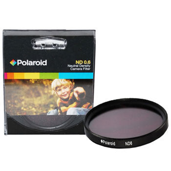 Polaroid Optics 72mm ND 0.6 ND6 Neutral Density Lens Filter