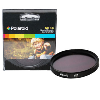 Polaroid Optics 82mm ND 0.6 ND6 Neutral Density Lens Filter