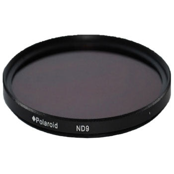 Polaroid Optics 52mm ND 0.9 ND9 Neutral Density Lens Filter