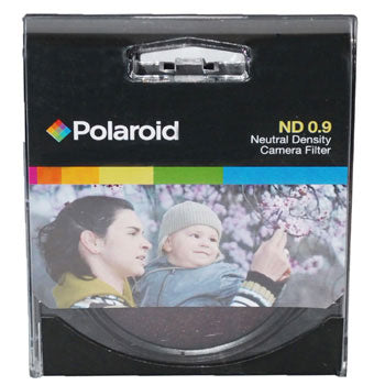 Polaroid Optics 58mm ND 0.9 ND9 Neutral Density Lens Filter