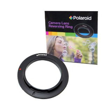 Polaroid EOS Lens Reversal Ring - for Extreme Macro Photography