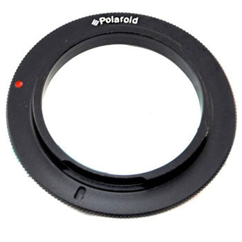 Polaroid 58mm Thread Lens Macro Reverse Ring Mount Adapter for Nikon