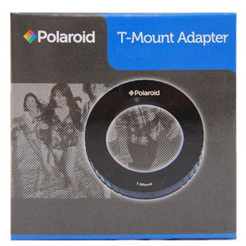 Polaroid T-Mount Adapter for Olympus&Panasonic 4-3 Mount DSLR Cameras