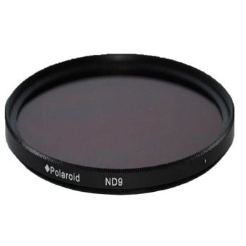 Polaroid Optics 49mm ND 0.9 ND9 Neutral Density Lens Filter