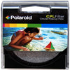 Polaroid Optics 40.5mm CPL Circular Polarizer Camera Lens Filter