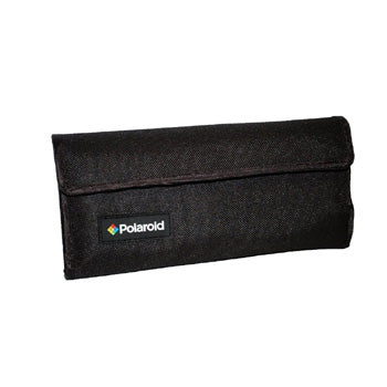Polaroid Pocket Filter Wallet-Pouch for 4 Filters <86mm