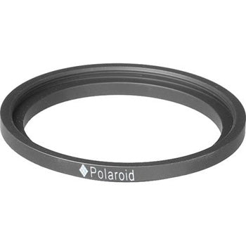 Polaroid Step-Down Aluminum Adapter Ring 43mm Lens To 37mm Filter Size