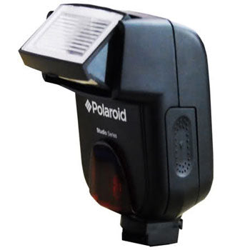 Polaroid PL-108 Auto Focus-TTL Shoe Mount Flash for Olympus-Panasonic