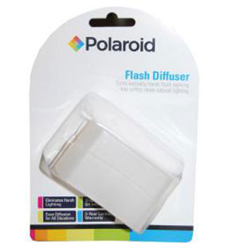Polaroid Flash Diffuser for Canon 430, 430 II EX