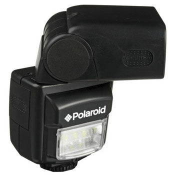 Polaroid PL-150 Dual Flash with Video Light for Olympus-Panasonic DSLR
