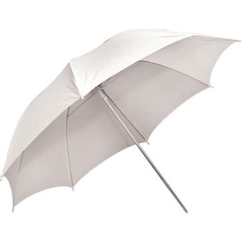 "Polaroid Pro Studio 43"" White Translucent Umbrella"