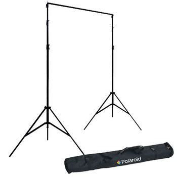 Polaroid Pro Studio Green Chroma-Key Muslin Backdrop (10 x 16.5)