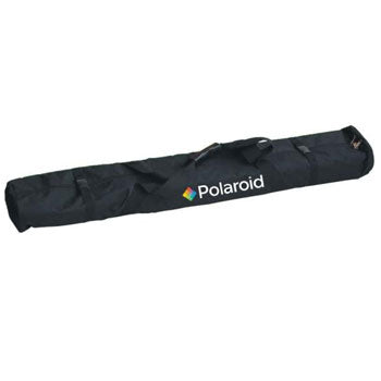 Polaroid Pro Studio Telescopic Background Stand with Support System