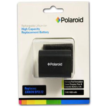 Polaroid High Capacity Canon BP-2L12 Rechargeable Lithium Replacement Battery